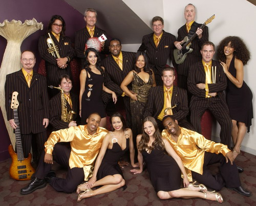 Bay Music and Entertainment performer Bill Hopkins Rock'n Orchestra