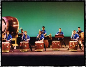 San Francisco Taiko