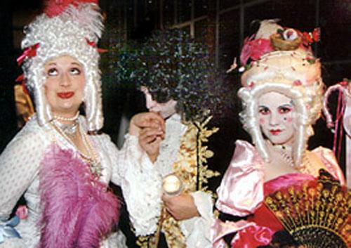 French Baroque Ladies
