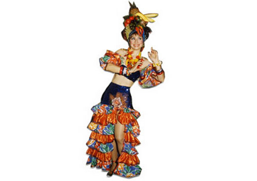 Carmen Miranda Look-A-Like