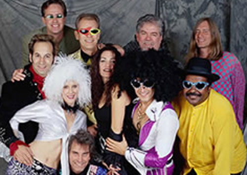 Bay Music and Entertainment performer David Martin's House Party