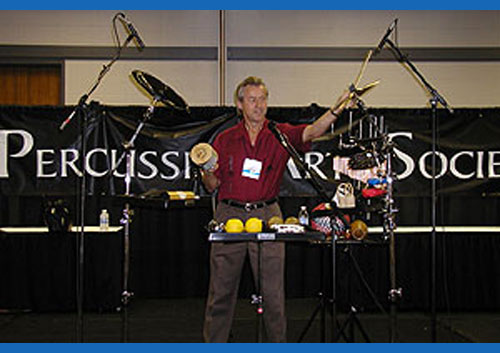 Jim Greiner's Hands-On! Drumming