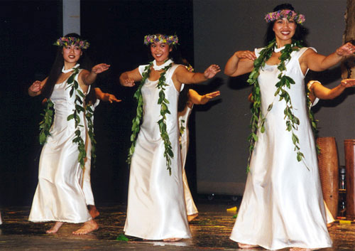 Spirit of Polynesia: Hawaiian/Polynesian Dancers