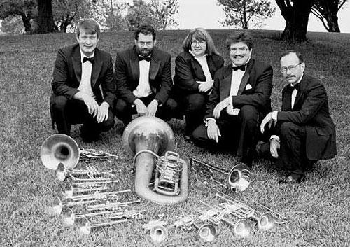 Menlo Brass Quintet
