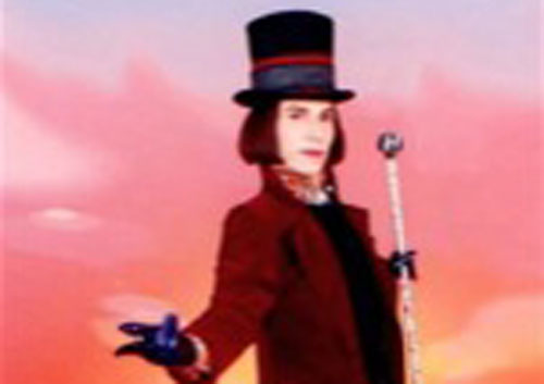 Willy Wonka Look-A-Like