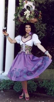 Wine Country Goddess
