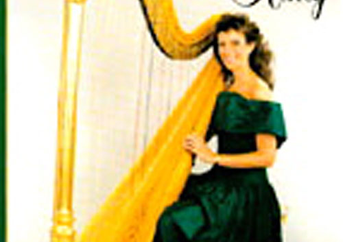 Harpist Katherine Honey