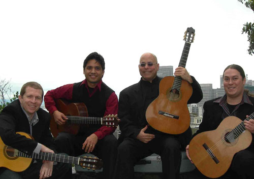 San Francisco Guitar Quartet