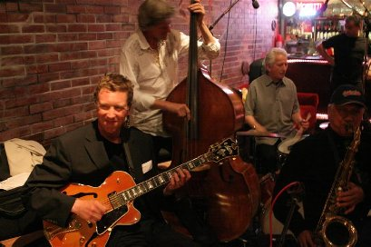 Bay Music and Entertainment performer Ned Boynton Trio