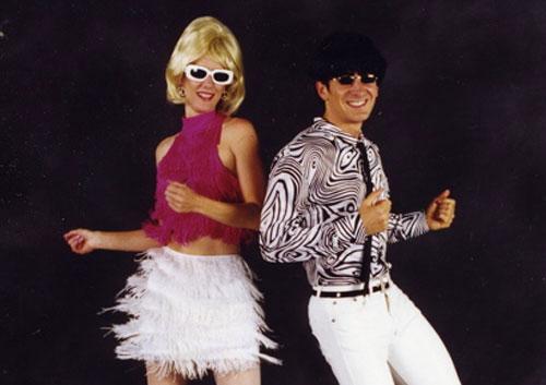 60's Go Go Dancers