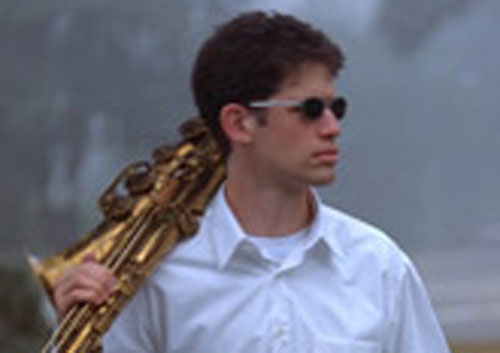 Bay Music and Entertainment performer Saxophonist Anton Schwartz