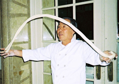 Chinese Noodle Maker
