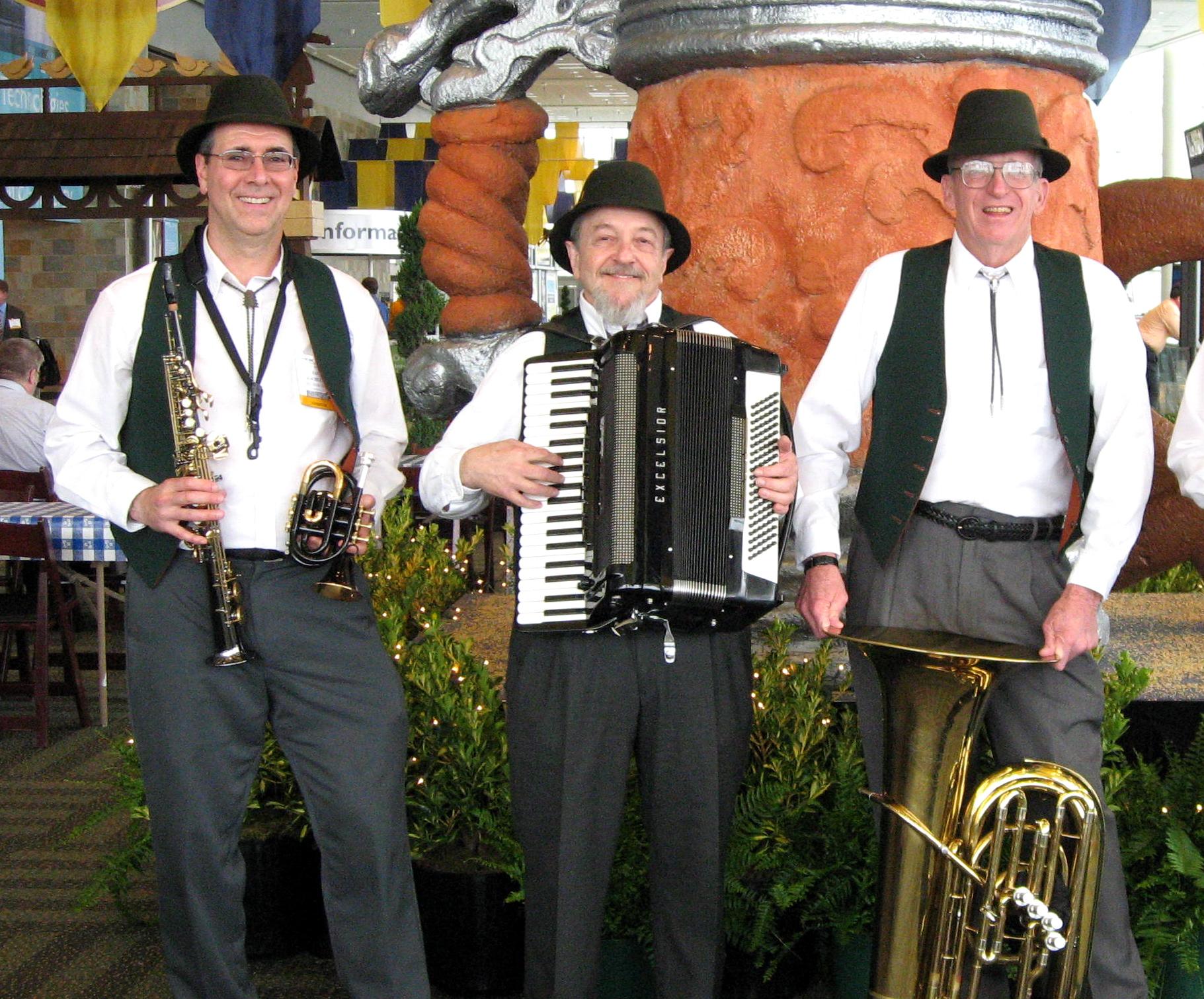 Fog City German Band
