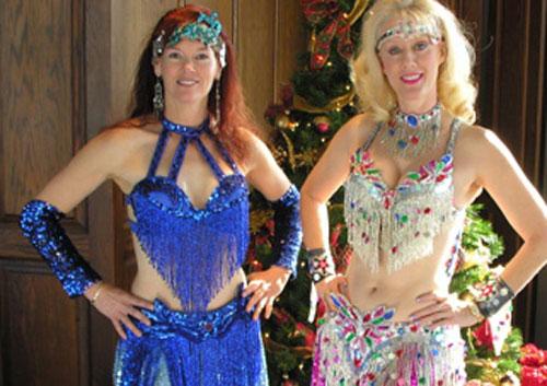 Bellydancers Zulieka & Elyana