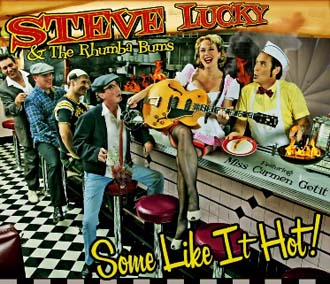 Bay Music and Entertainment performer Steve Lucky & the Rhumba Bums
